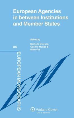 EU Agencies in and External Relations of the EU