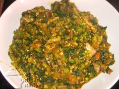 Nigerian Okra Soup