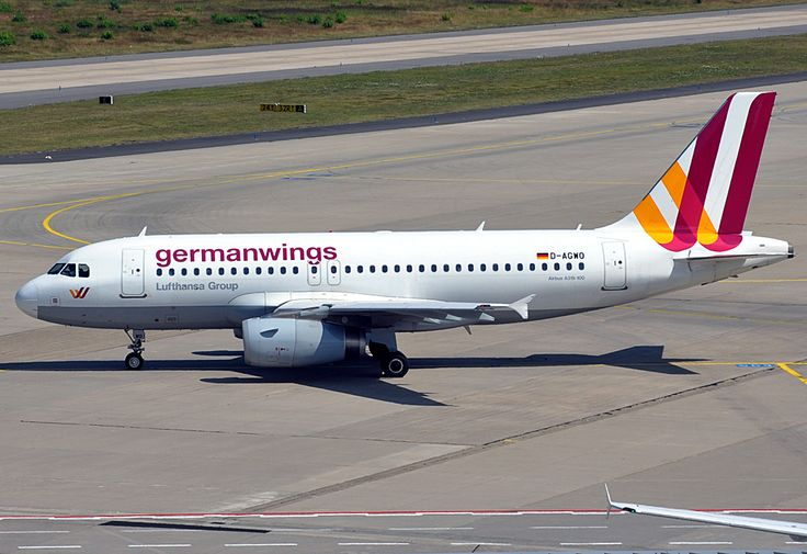 A 319-100 D-AGWO Germanwings taxy at CGN - 21.07.2013