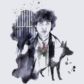 new marauders artwork featuring moony wormtail padfoot