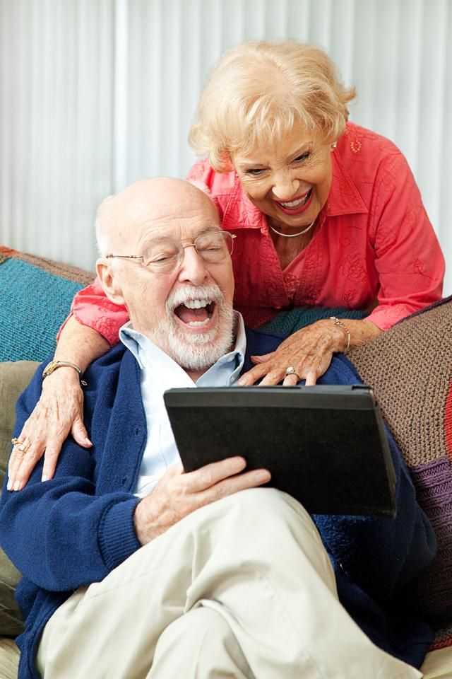Laughter, Brain Fitness and Older Adults
