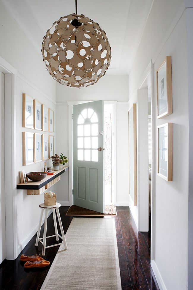 How to create a gorgeous entrance in your home | 79 Ideas