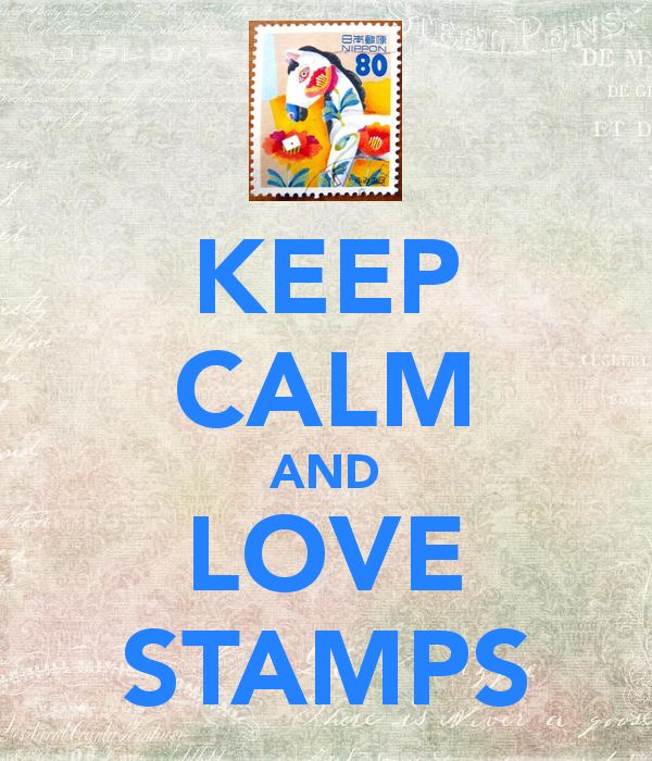 Image result for keep calm and philately