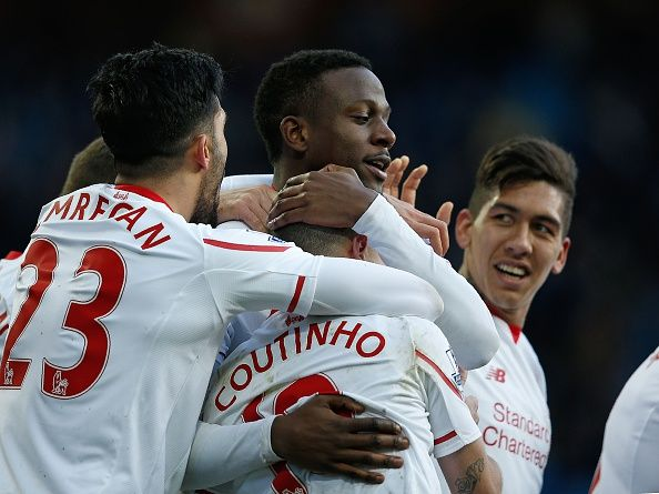 The smiles return for LFC