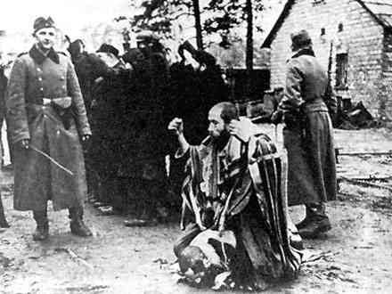 7,000 Jews of Lukow, Poland, were deported to their death in Treblinka death camp