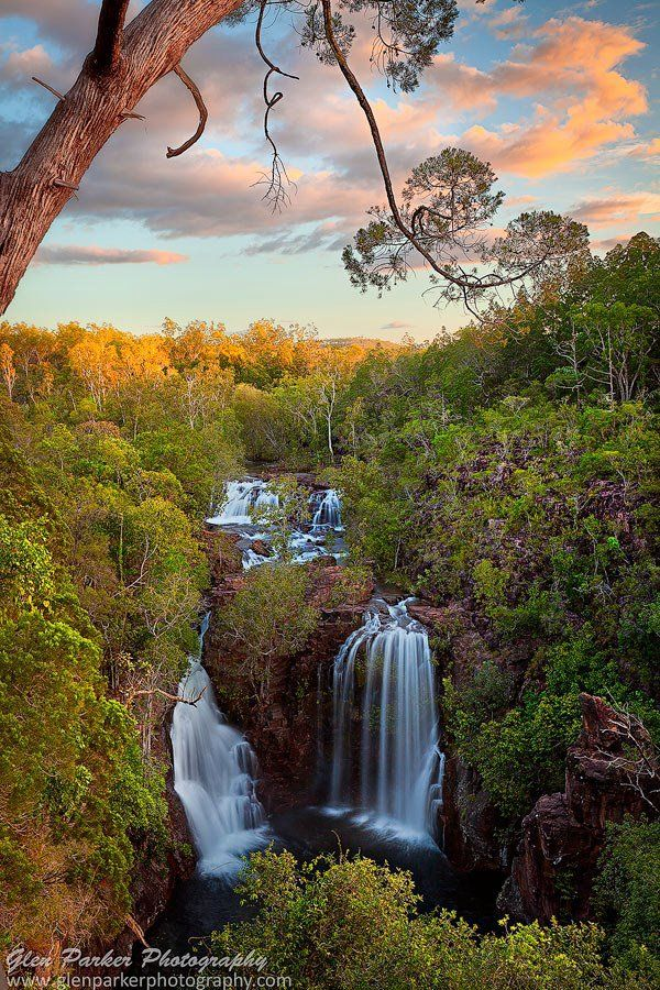 Litchfield National Park near Darwin NT Australia