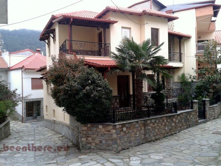 Livadi village, Greece.