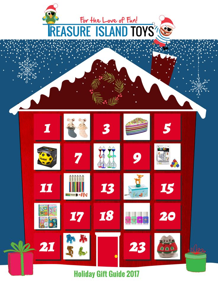 Great Holiday Gift ideas inside!