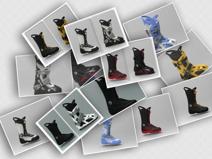 What is your favorite color for your ski boots ?   #ladyO #technicity #technicité  #skiabilité #skiabilité #skiability #polyvalence #allmountain #newgeneration #generation #revolution  #ispoaward #reddotaward #dahu #dahusports #ski #skiing #skiboots #skishoes #boots #anywhereskiboots #dahusports #enjoythelife #adventure #switzerland #missa #docd #ed #dahu #pantoufles #winter #hiver