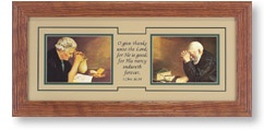 Grace and Gratitude by Eric EnstromArt Prints, Oak Frames, Eric Enstrom