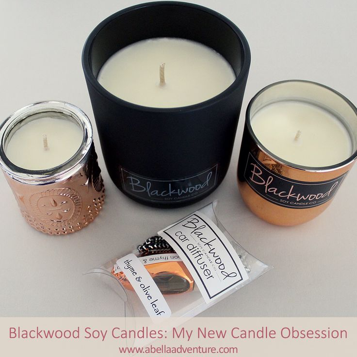 Blackwood Soy Candles: My New Candle Obsession | A Bella Adventure | http://www.abellaadventure.com/lifestyle/blackwood-soy-candles/