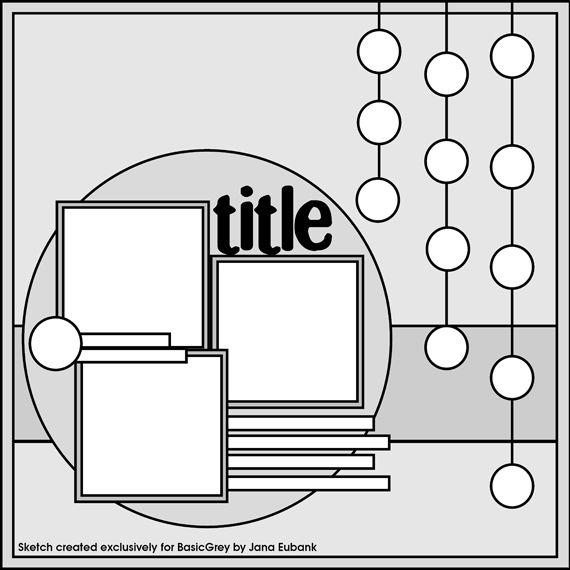 Bien connu 47 best Scrapbook Layouts - 3 photos images on Pinterest  KK67