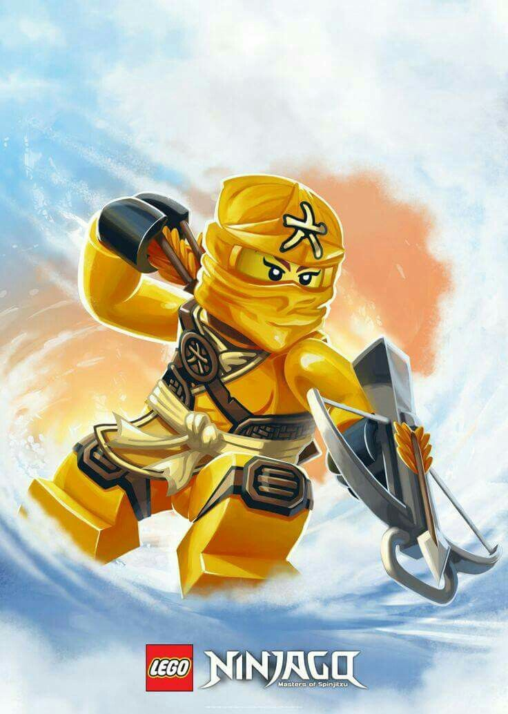 She needs to be the 7th ninja the symbol on her suit means 6 well now we have nya we want - Lego ninjago 6 ...