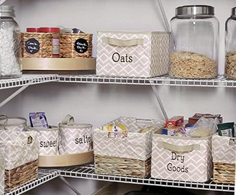 Does your kitchen pantry need some love? Give it with some Thirty-One Gifts! Let me help you create your kitchen pantry bliss! :)