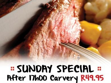 Mikes Kitchen Alberton Sunday Carvery Special