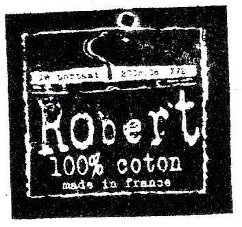 Robert Mon Logo Noir