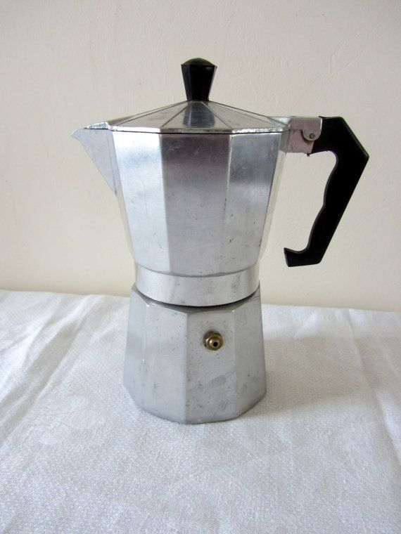 Vintage Expresso Coffee Maker