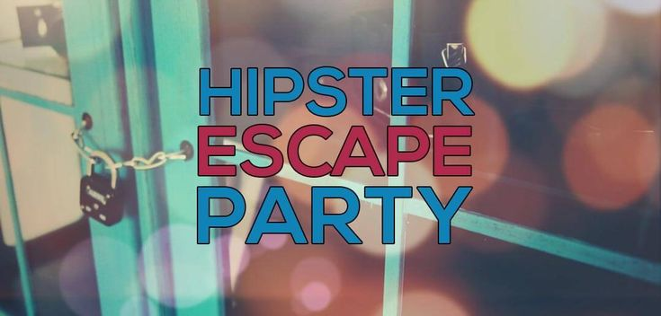 Hipster Escape Party Berlin – Live Escape Game mal anders