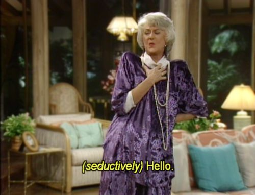 71 best images about style inspiration golden girls on for Why did bea arthur hate betty white