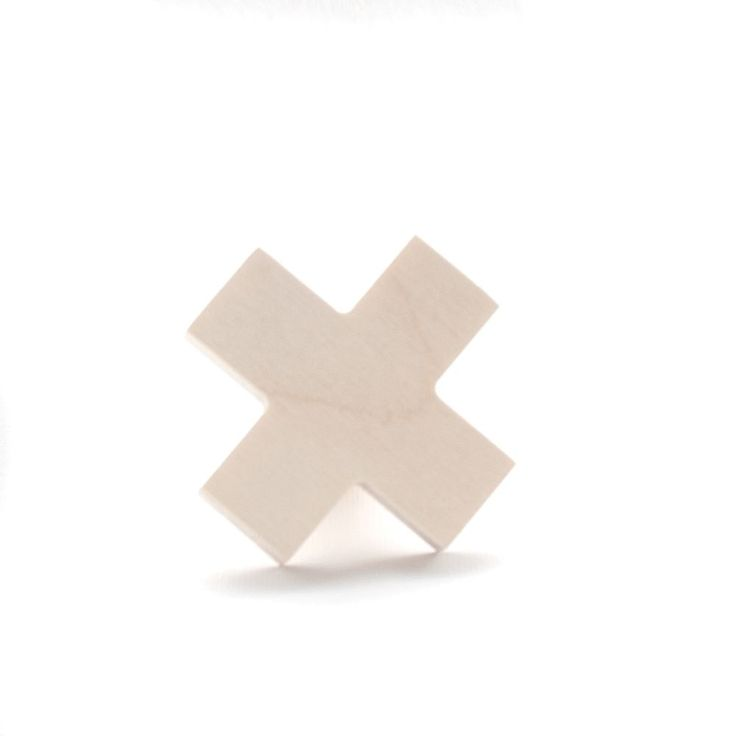 Cross Hook (Small) | Classic | Wall Hooks | The Wall Collective