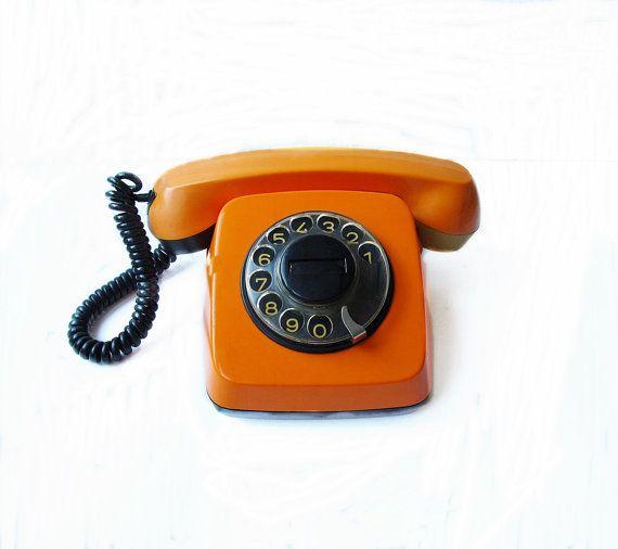 52 best vintage telephones images on pinterest. Black Bedroom Furniture Sets. Home Design Ideas