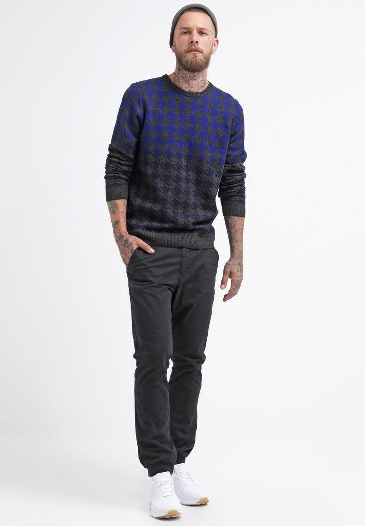 Pantalons classiques Brooklyn's Own by Rocawear Pantalon classique - black noir: 29,75 € chez Zalando (au 11/11/15). Livraison et retours gratuits et service client gratuit au 0800 740 357.