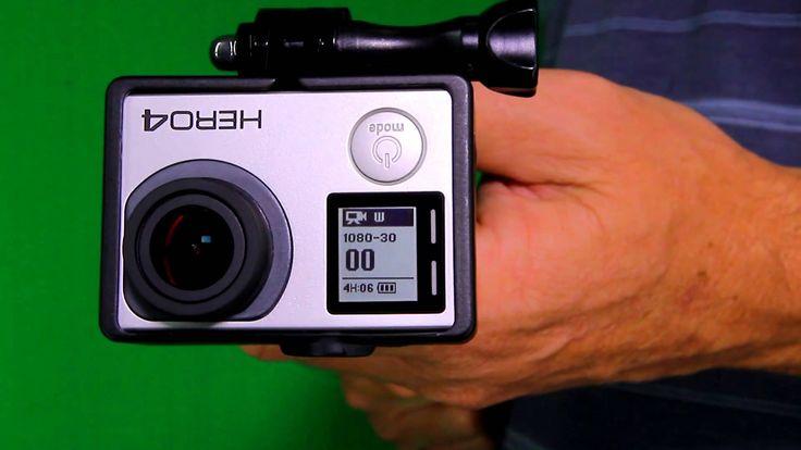 GoPro HERO4 - Version 2.0 Firmware - Auto Camera Rotation