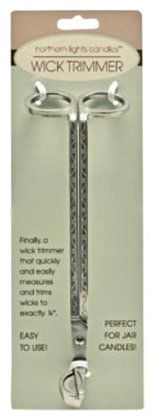 Northern Lights Candles Wick Trimmer   Free Shipping