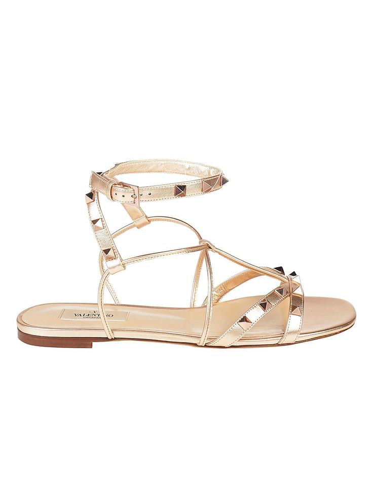 VALENTINO GARAVANI | Valentino Garavani Valentino Garavani Sandals #Shoes #Sandals #VALENTINO GARAVANI