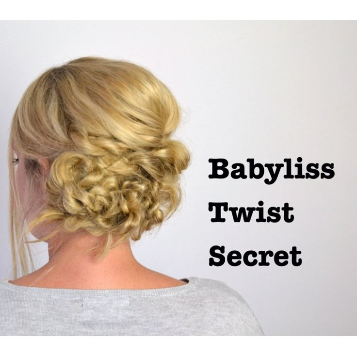 Hair tutorial : Babyliss Twist Secret TW1100E  / FashionwiseBlog