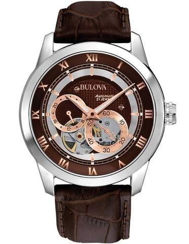 Bulova model 96A120 #bestmenswatches #mensaccessoriesgadgets