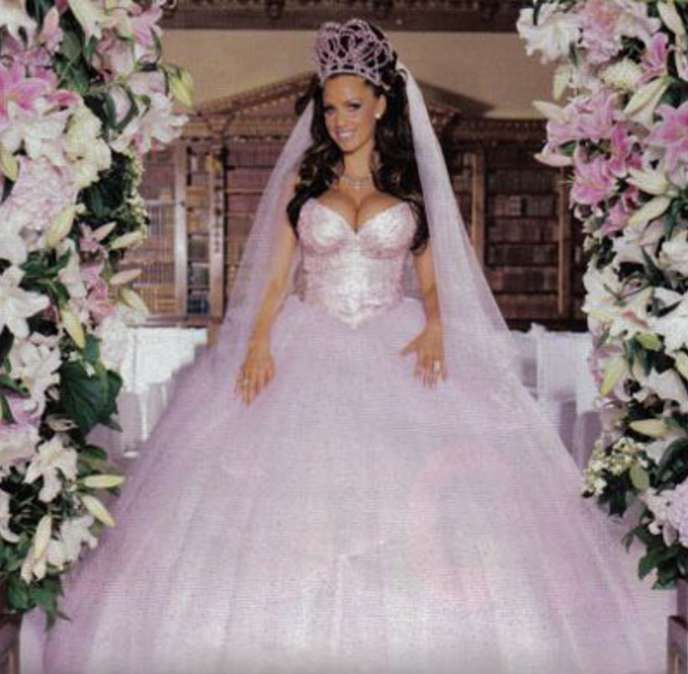 Ugliest Celeb Wedding Dress: 186 Best Images About OMG! LOL On Pinterest