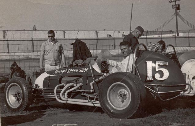 ... car in the 1965 photo at the USAC race at Allentown PA.... Car #39 in