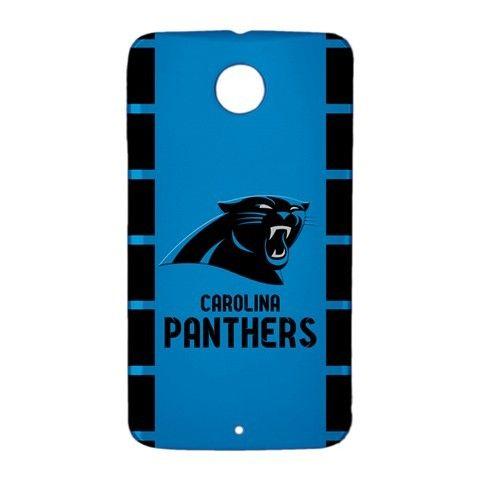 Carolina Panthers Google Nexus 6 Case Cover Wrap Around