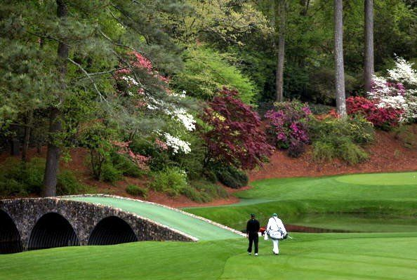 Augusta National- Ben Hogan Bridge