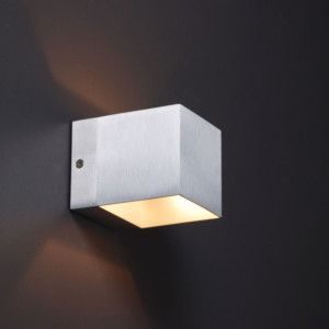 Wandleuchte Transfer Aluminium - lampenundleuchten.de