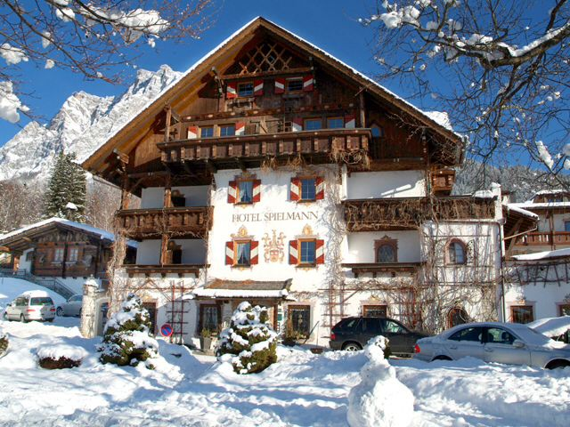 Hotel Spielmann in Ehrwald, Austria  There are hotels were your bed feels like you are in heaven this is one of those.  Lovely staff!