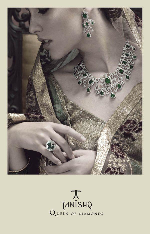 Tanishq Queen of Diamonds by Sharon Nayak