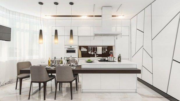 geometrik-gri-tonlamalı-mutfak