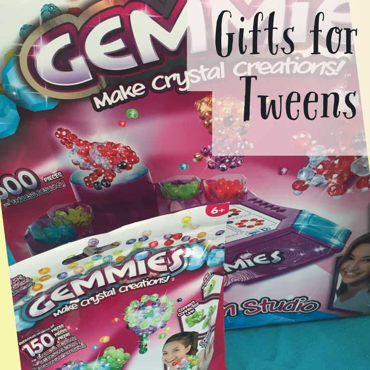 Gemmies could be a great gift for your tween or teen - Read more about why...#TMMGG16