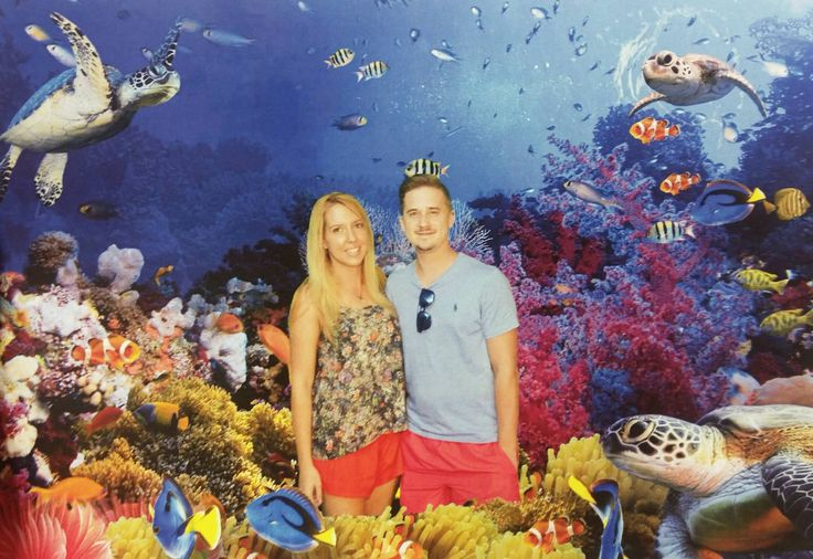 Wearing one pair of my fave Witchery at Sea Life Mooloolaba! #witcherystyle