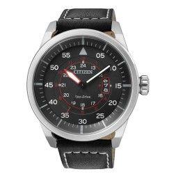 Reloj Caballero Citizen AW1360-04E Aviador.  Ideas #Regalo hombres. Relojes de Marca Alicante. Tienda Relojes #Alicante. Relojes RadioControl Alicante ► www.joyeriamargamira.com