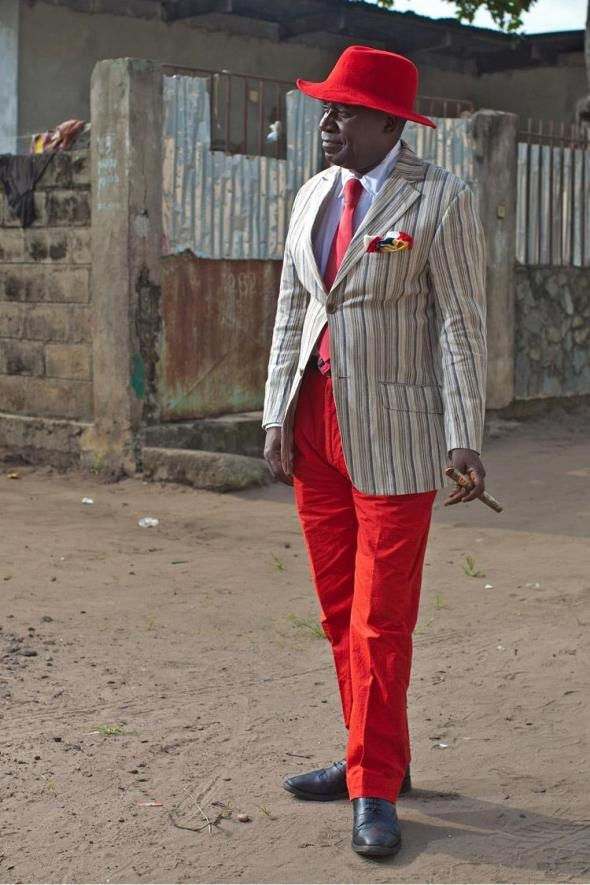 La Sape of Congo