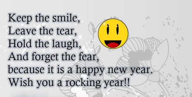 Funny Happy New Year Wishes Quotes: Happy New Year Sayings, New Year Sayings And Funny Happy