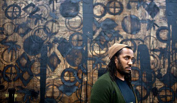 Rashid Johnson's Show 'Rumble,' a Nod to Don King - NYTimes.com