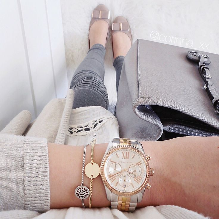 Light creamy colors from CORINNA ♡, get the look here: http://stylad.me/v39zb6