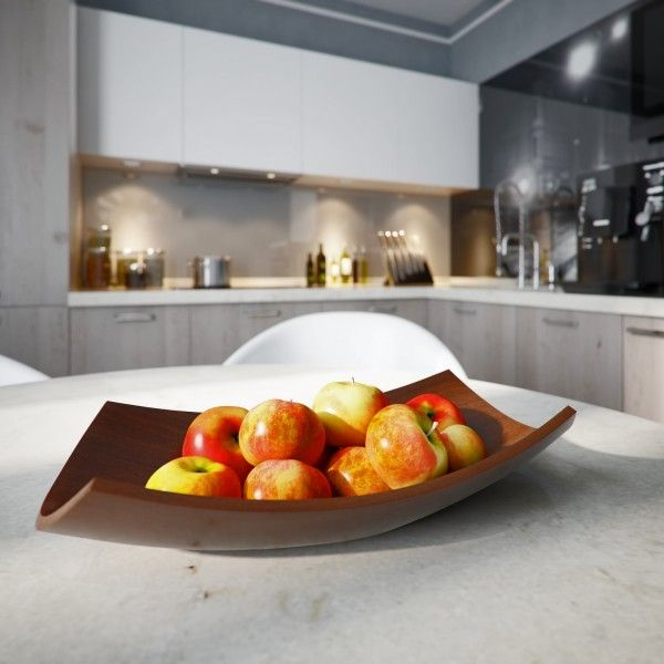 Modern Fruit Bowl