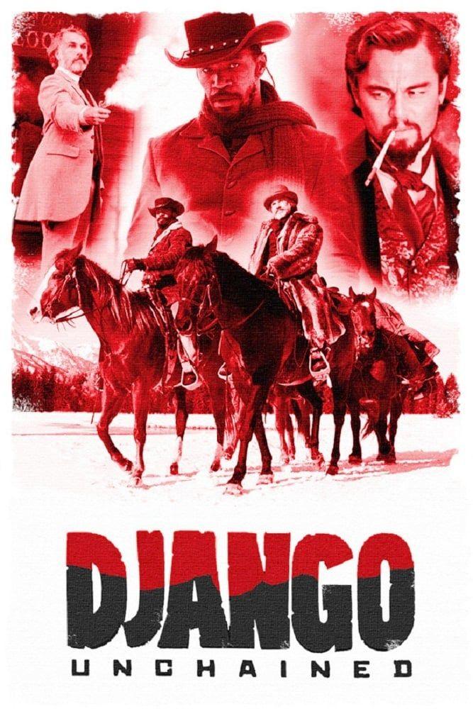 django unchained summary