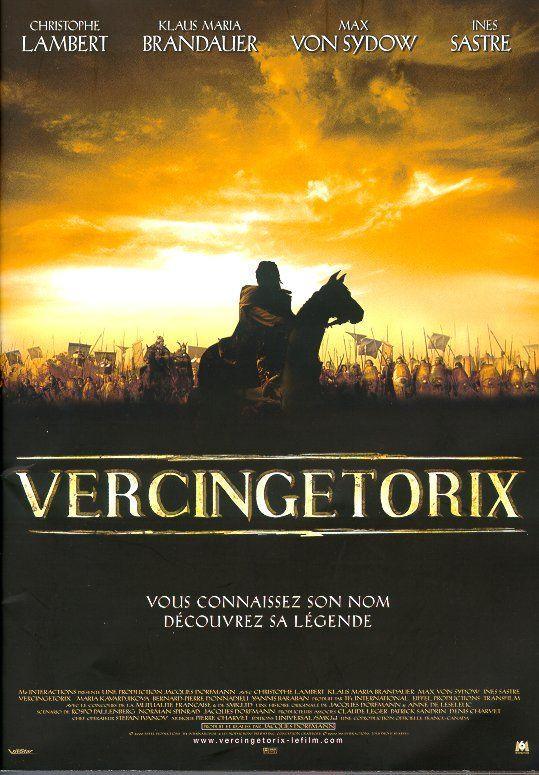 Vercingétorix : La Légende du druide roi est un film français réalisé par Jacques Dorfmann et sorti en 2001. Massacré par la critique, le film est considéré comme un film culte pour l'ensemble de ses défauts. Wikipédia