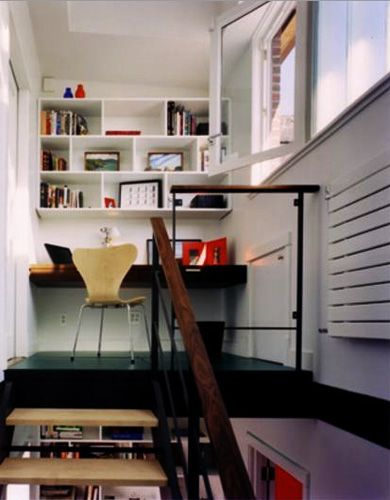17 Best Ideas About Small Home Libraries On Pinterest